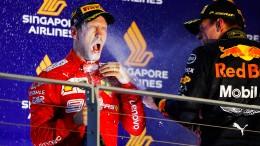 """""""Vettel dreht die Zeit zurück"""""""