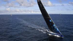 Herzschlagfinale und Rekordjagd auf hoher See