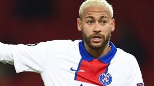 Neymar heizt die Spekulationen an
