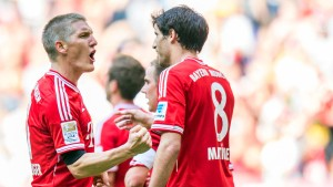 Bayern schießt sich Frust von der Seele