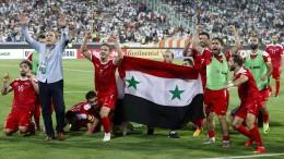 Fußball bringt die Syrer zusammen