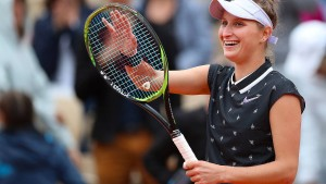 Unerwartete Finalpaarung bei den French Open