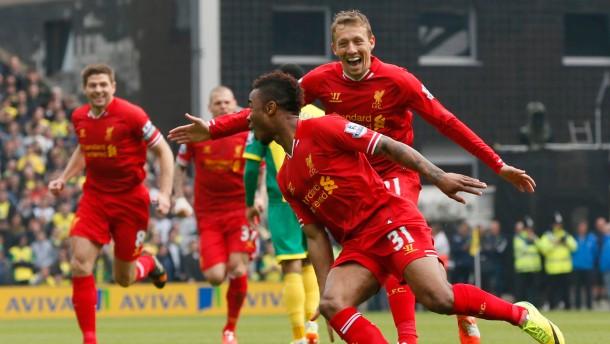 Liverpool auf dem Weg zum Titel
