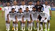 Nationalmannschaft des Iraks: Gefährlich, ihr zuzuschauen?