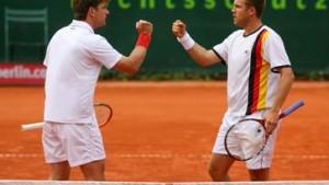 Tennis-Herren greifen nach dem Titel
