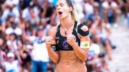 Laura Ludwig lässt Leistungssport links liegen