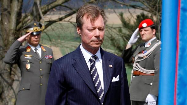 Der Grand-Duc bleibt der erste Mann im Staat