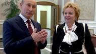 Putins lassen sich scheiden