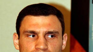Lewis-Klitschko perfekt: April 2003