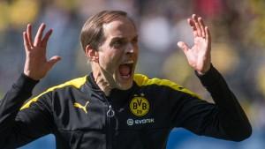 Skurrile Diskussion über Tuchel in Dortmund