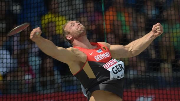 Die deutsche Leichtathletik hat einen Lauf