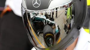 Mercedes fährt sich für Konstrukteurs-WM warm