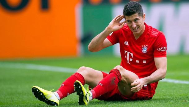 Die vielen Probleme des FC Bayern