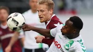 St. Pauli siegt im Abstiegskampf