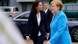 Merkel hält zu Gündogan und Özil