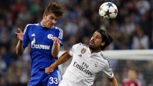 Schalke spricht mit Khedira