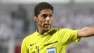 WM-Schiedsrichter fordert Schmiergeld per Whatsapp
