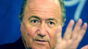 Hackmann attackiert Blatter