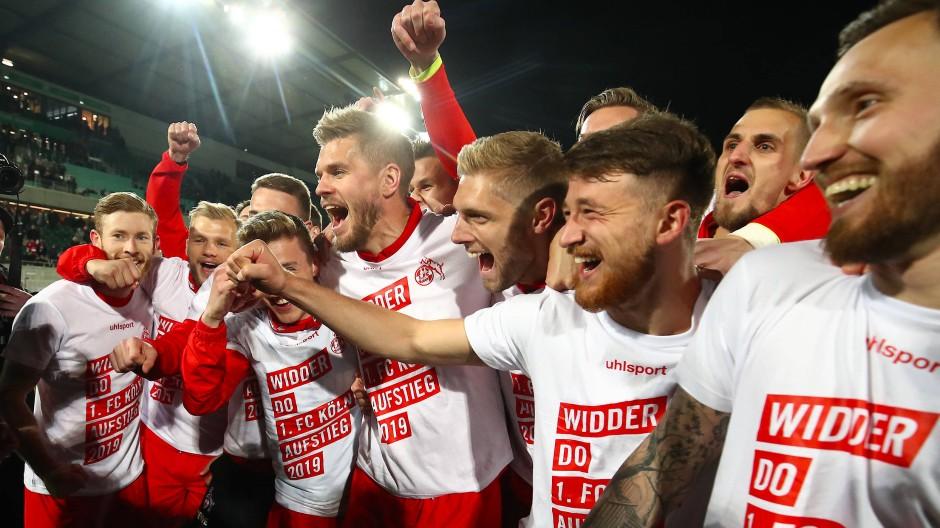 """""""Widder do"""": die Bundesliga-Aufsteiger aus Köln"""