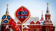 Fifa vertraut Russlands Sicherheitskonzept