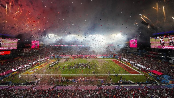 Der Weg zum Super Bowl führt über Brady