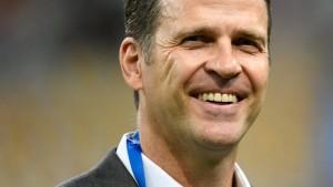 Darum muss das DFB-Team in Holland trainieren