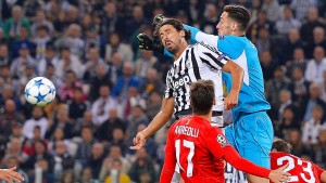Khediras Debüt für Juventus