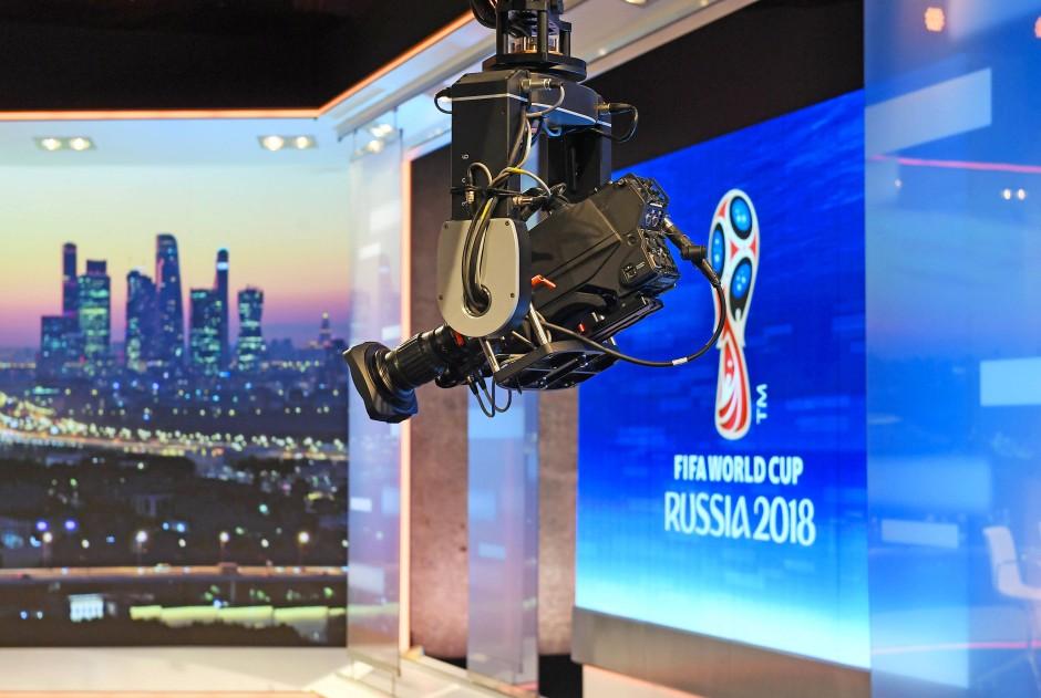 Aus Baden-Baden nach Moskau: ARD und ZDF sparen Kosten bei der WM