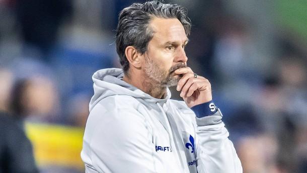 Darmstadt 98 entlässt Trainer Dirk Schuster