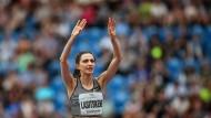 Darf in Tokio springen: Hochsprung-Weltmeisterin Marija Lassizkene