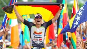 Sebastian Kienle gewann im Oktober den Ironman auf Hawaii