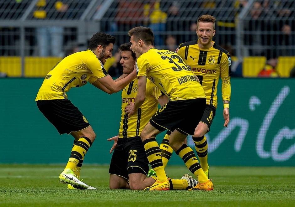 Von Frankfurt Nach Dortmund