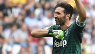 Der tränenreiche Abschied des Gigi Buffon