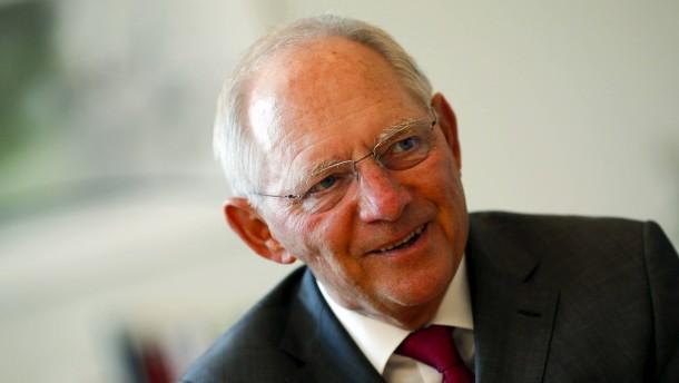 Schäuble widerspricht Tsipras