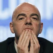 Gianni Infantino: Strafverfahren gegen ihn läuft, suspendiert wird er nicht.