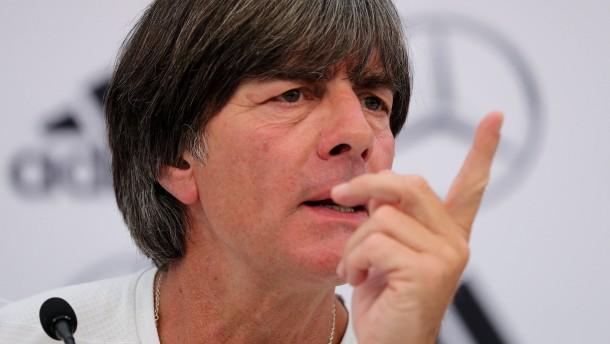 Löw benennt endgültigen WM-Kader