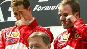 Schumachers Spielberg-Sieg nachträglich in Gefahr