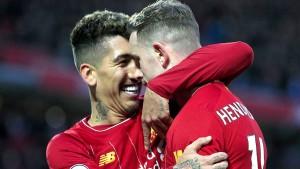 4:0 – Liverpool ist einfach nicht zu stoppen