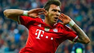 Evras Knaller weckt die Bayern