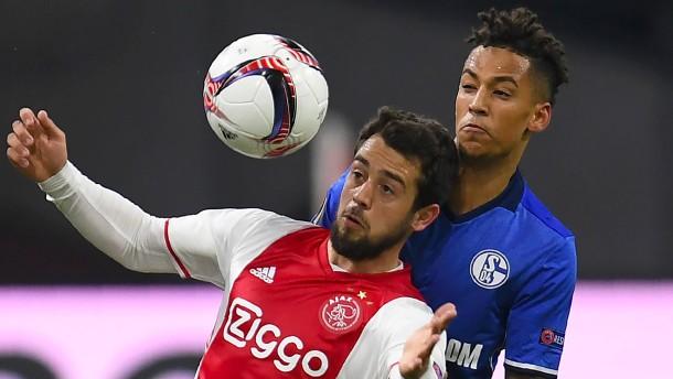 Ein Deutscher sorgt bei Ajax für Furore