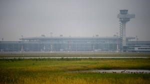 Hauptstadtflughafen öffnet wohl nicht vor Herbst 2013