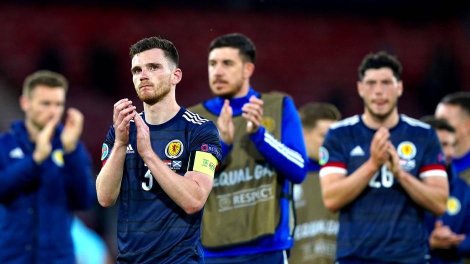 Wie immer: Schottland schafft es nicht in die K.o.-Runde