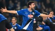 Bielefeld erkämpft die nächste Pokal-Sensation