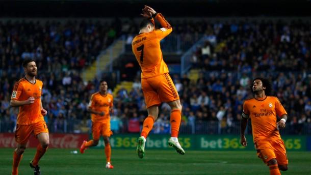 Real und Ronaldo sind bereit für Schalke
