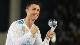 Ronaldos Kunststück beschert Real Madrid den Titel