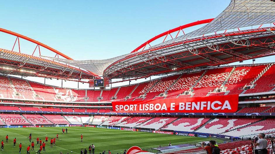 Wohl Spielort eines Geisterfinals: Das Luz-Stadion in Lissabon.