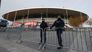 Cheforganisator schließt Fußball-EM-Absage aus