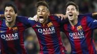 Der FC Messi lässt sogar Real verblassen