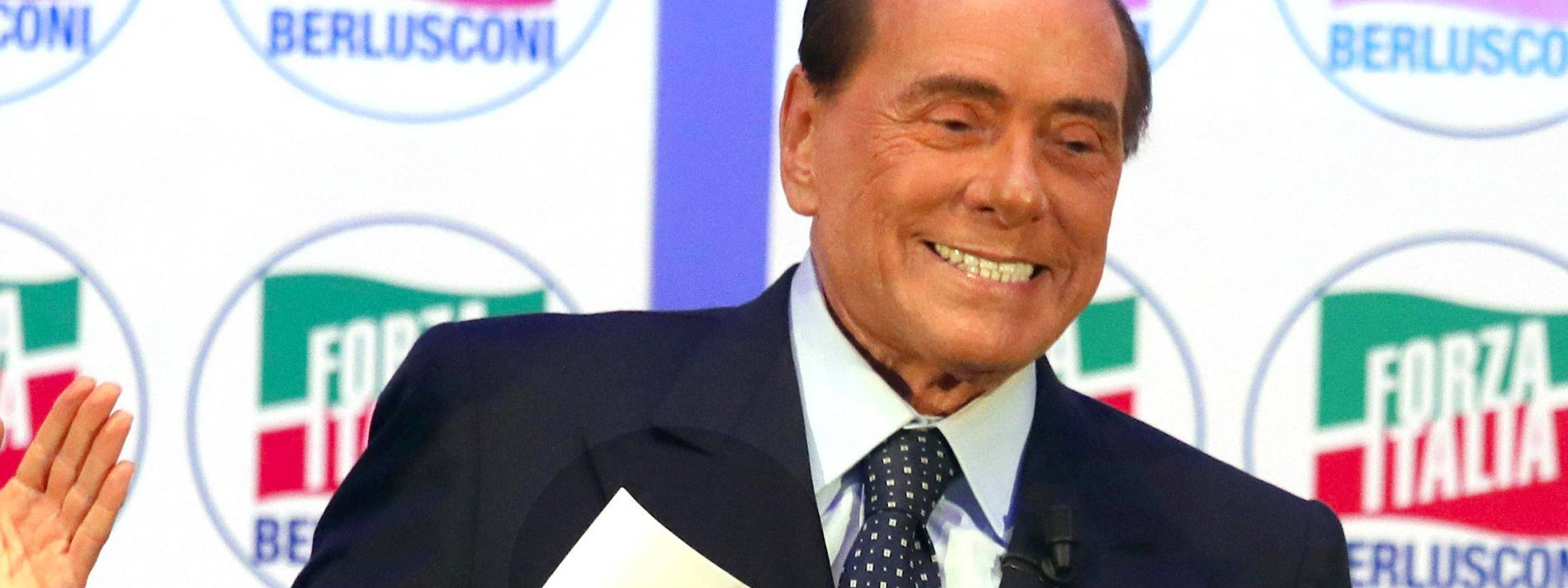 Berlusconi und sein neues romantisches Abenteuer