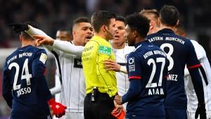 Die Bayern gewinnen im Sparmodus
